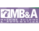 Machine Building & Automation
